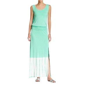 GREEN DRAGON Sea Breeze Ombré Maxi Dress